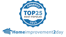 HomeImprovement2day Most Popular 2015 Award