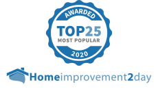 HomeImprovement2day Most Popular 2020 Award